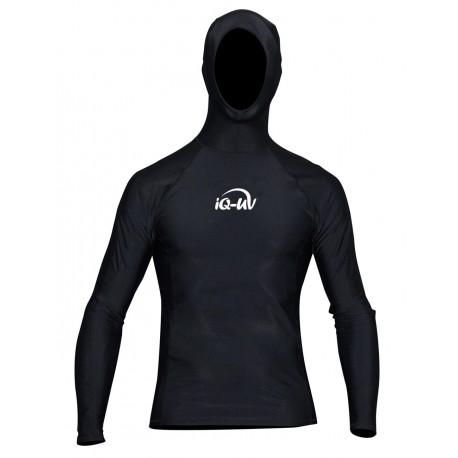 iQ UV 300 Hooded-Shirt Watersport LS iQ