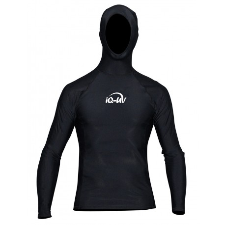 iQ UV 300 Hooded-Shirt Watersport LS iQ