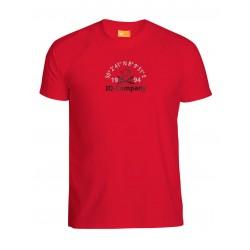 iQ UV 300 T-Shirt Red