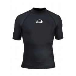iQ UV 300 Shirt Black