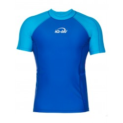 iQ UV 300 Shirt Turquoise Blue