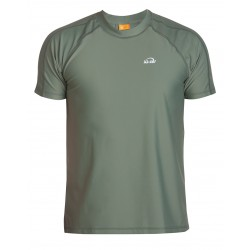 iQ UV 300 T-Shirt Beach & Boat Olive