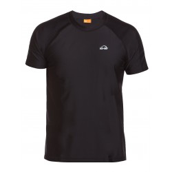 iQ UV 300 T-Shirt Beach & Boat Black