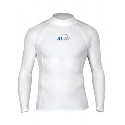 iQ UV 300 Shirt LS White