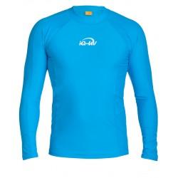 iQ UV 300 Shirt LS Turquoise
