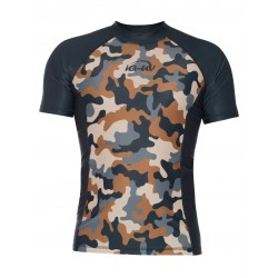 iQ UV 300 Shirt Watersport Camouflage Olive