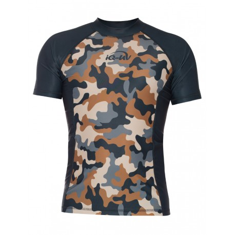 iQ UV 300 Shirt Watersport Camouflage