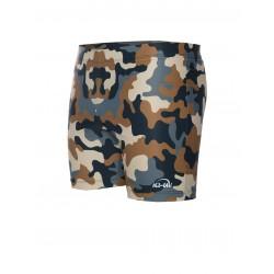 iQ UV 230 Shorts Camouflage Olive