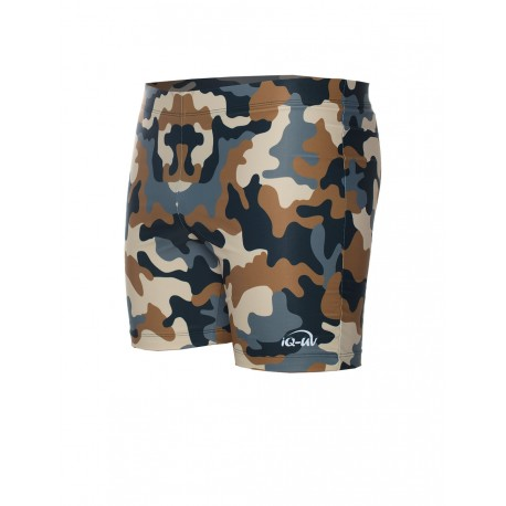 iQ UV 230 Shorts Camouflage