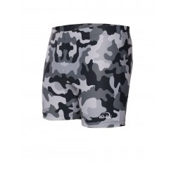 iQ UV 230 Shorts Camouflage Grey