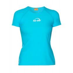 iQ UV 300 T-Shirt Turquoise