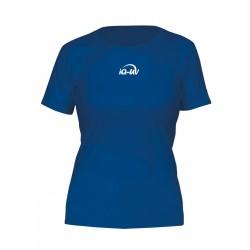 iQ UV 300 T-Shirt Blue