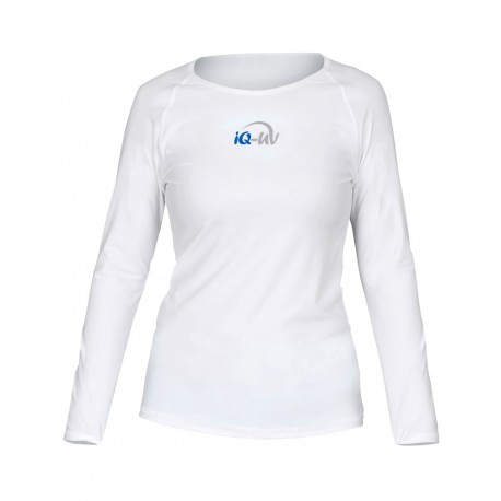 iQ UV 300 T-Shirt LS White
