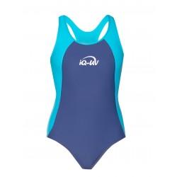iQ UV 300 Swim Suit Turquoise Blue