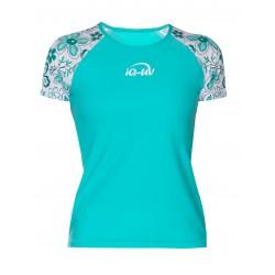 iQ UV 230 Shirt Beach & Boat Turquoise
