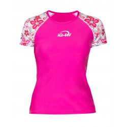 iQ UV 230 Shirt Beach & Boat Pink