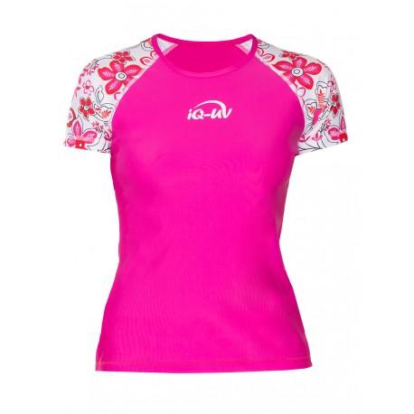 iQ UV 230 Shirt Beach & Boat Pink