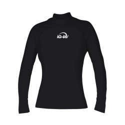 iQ UV 300 Shirt LS Watersport Black