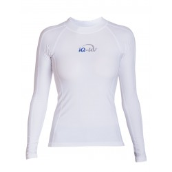 iQ UV 300 Shirt LS Watersport White