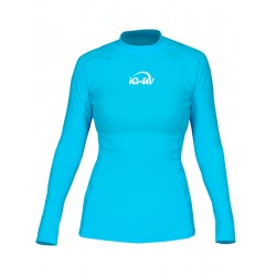 iQ UV 300 Shirt LS Watersport Turquoise