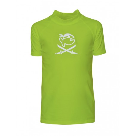 iQ Kids UV 300 Shirt Neo Green