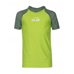 iQ Kids UV 300 Shirt Green Olive
