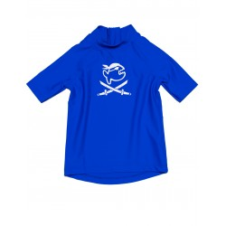 iQ Kiddys UV 300 Shirt Blue