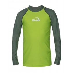 iQ Kids UV 300 Shirt LS Green Olive