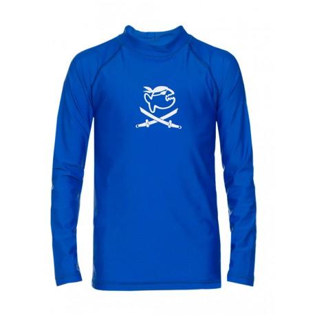 iQ Kids UV 300 Shirt LS Blue