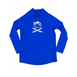 Koszulka iQ Kiddys UV 300 Shirt LS Blue