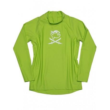 iQ Kids UV 300 Shirt LS Neo Green