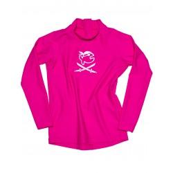 Koszulka iQ Kids UV 300 LS Pink