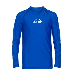 iQ Kids UV 300 Shirt LS Blue