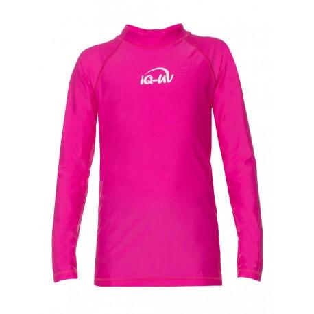 iQ Kids UV 300 Shirt LS Pink