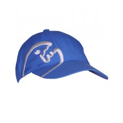 Czapka z osłoną na kark iQ UV 200 Protective Cap Blue