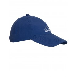 Czapka z osłoną na kark iQ UV Cap 200 + Dark Blue