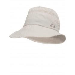 Czapka z osłoną na kark iQ UV Hat 400 Beige