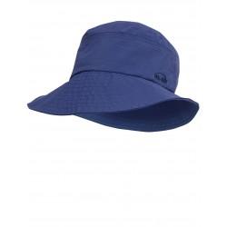 Czapka z osłoną na kark iQ UV Hat 400 Dark Blue