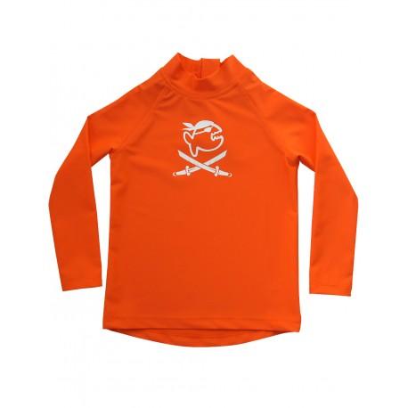 iQ Kids UV 300 Shirt LS Orange