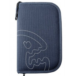 iQ Logbook Medium Dark Blue