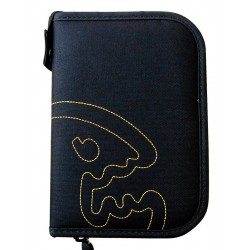 iQ Logbook Medium Black
