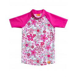 iQ UV 230 Shirt Hippy Girls Pink