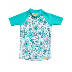 iQ UV 230 Shirt Hippy Girls Turquoise