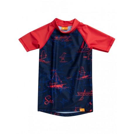 iQ UV 230 Shirt Sea Kids