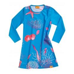 iQ UV 230 Tunic Corals Girls