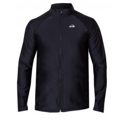 iQ UV 300 Jacket Men Casual & Outdoor Black