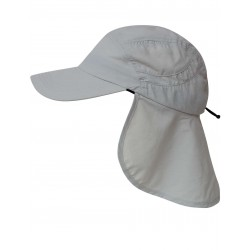 iQ UV 400 Cap with Neck Protection