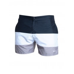 iQ UV 600 Boardshorts Blue Grey