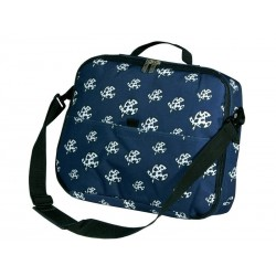 iQ Regulator Bag Allover Fish Navy