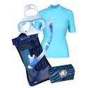iQ Snorkeling Sets Ladies